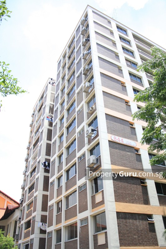 844 Yishun Street 81 #0