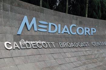 Caldecott Broadcast Centre