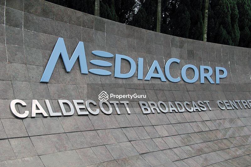 Caldecott Broadcast Centre #0
