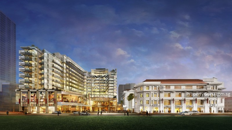 Eden Residences Capitol Condo Details In City Hall Clarke Quay Propertyguru Singapore