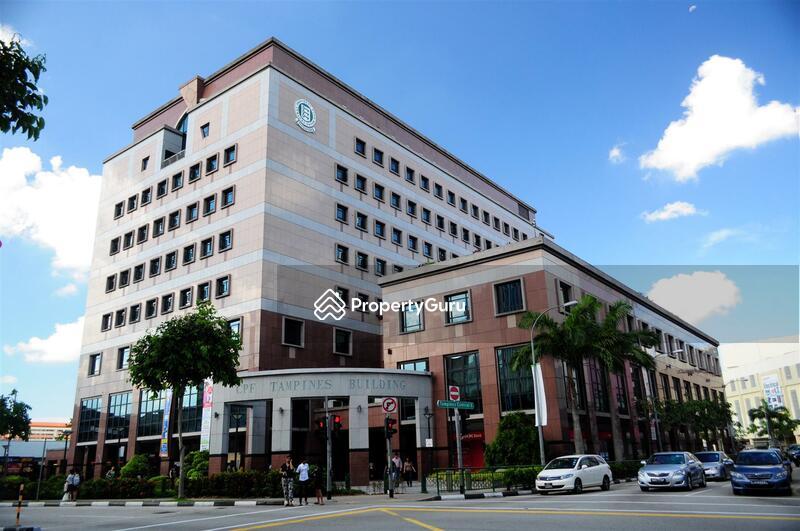 CPF Tampines Building #0