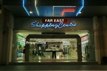 Far East Shopping Centre