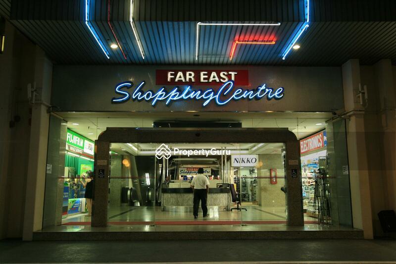 Far East Shopping Centre #0