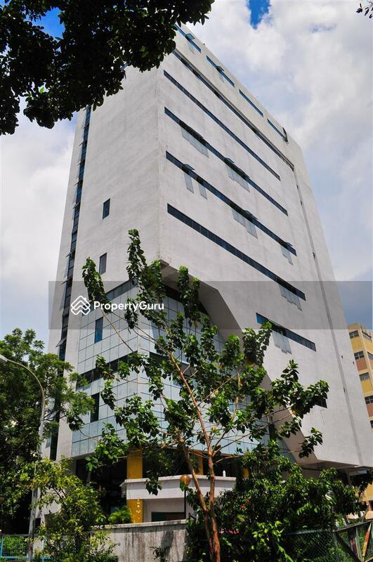 Hainan Industrial Building #0