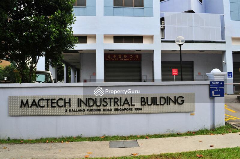 Mactech Building #0