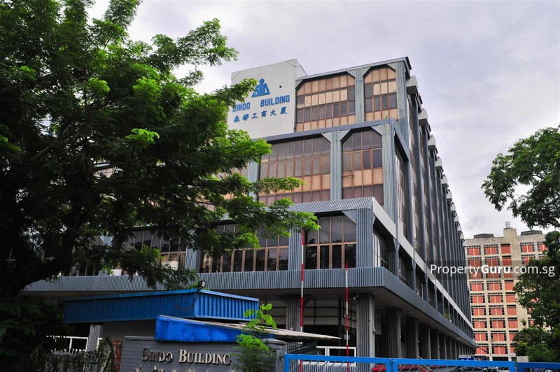 Sindo Industrial Building Condo Details in Macpherson / Potong Pasir