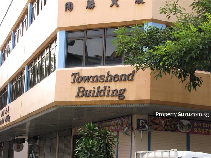 Townshend Building #0