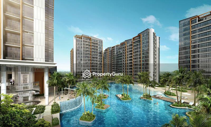 Coco Palms Condo Details In Pasir Ris Tampines