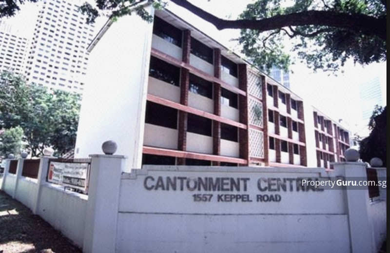 Cantonment Central #0
