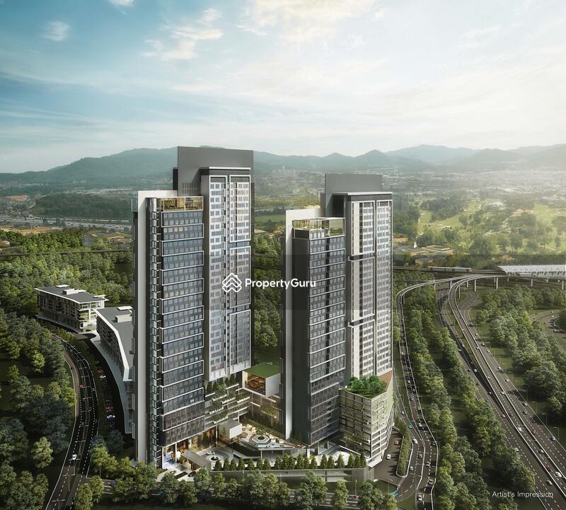 Ativo Suites @ Damansara Avenue #0
