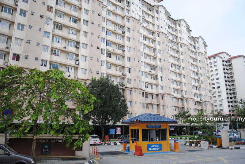 Lestari Apartment (Bdr Tasik Permaisuri) #0