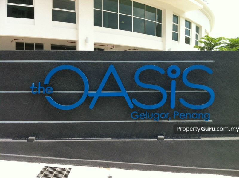 The Oasis #0