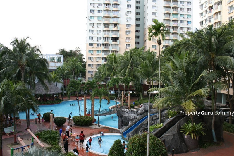 Garden City Melaka Service Apartments #0