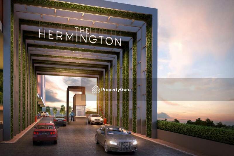 The Hermington @ Kuchai Lama #0