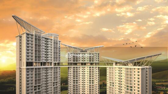 The Sky Urban Condominium @ Tripark #98397630