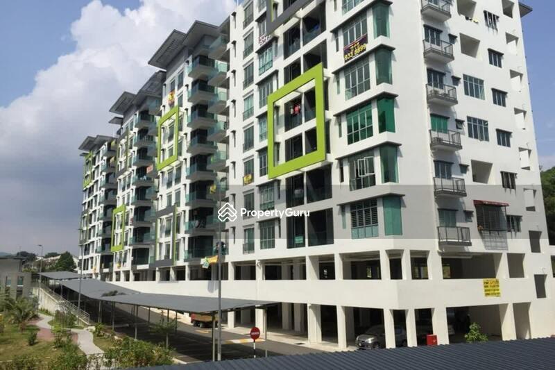Mahkota Garden Residence Condominium #0
