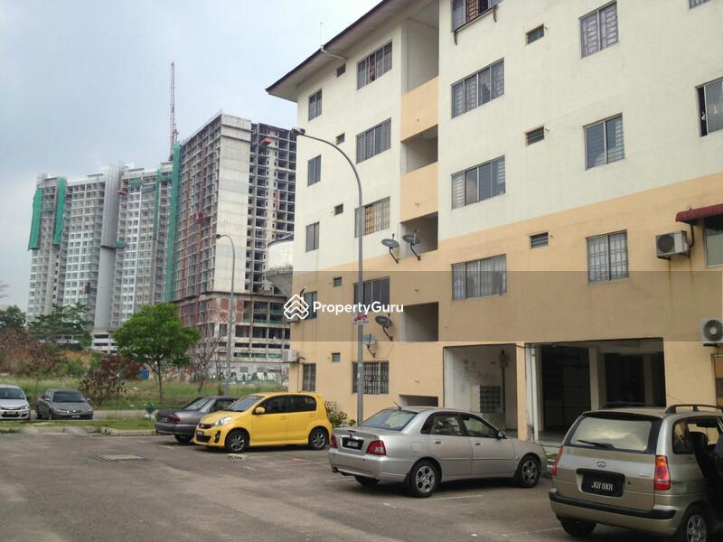Taman Tampoi Utama Flat #0