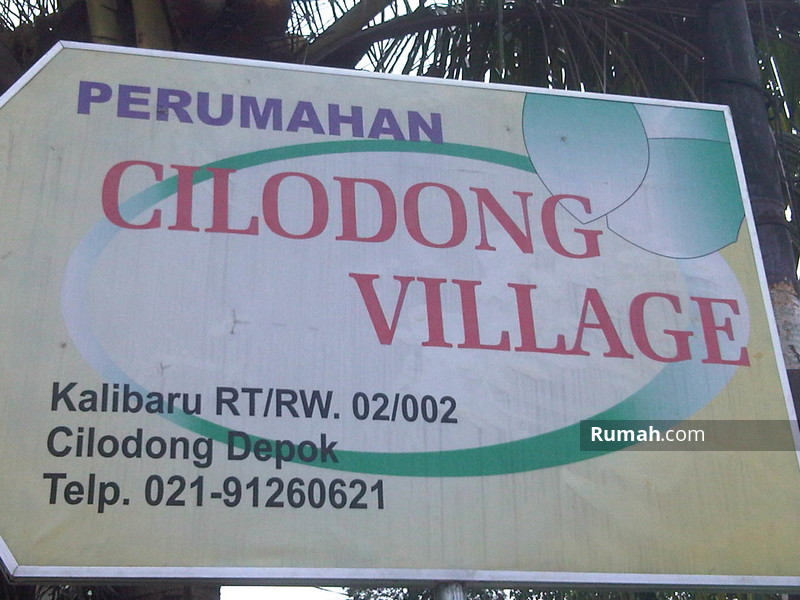 Cilodong Village #0