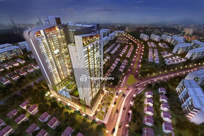 D'Sands Residence @ Old Klang Road #0
