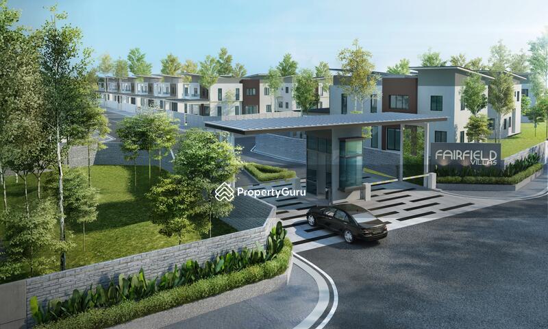 Fairfield Villas Entrance - Illustration 1