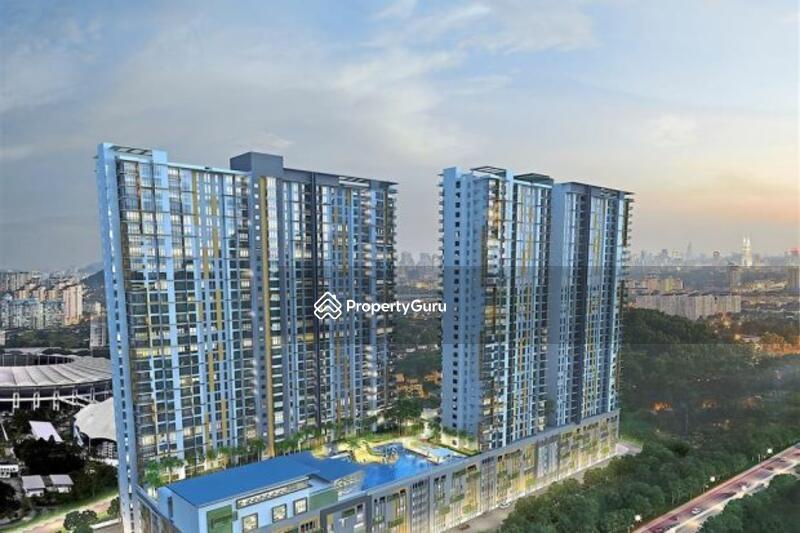 Parkhill Residence Bukit Jalil #0