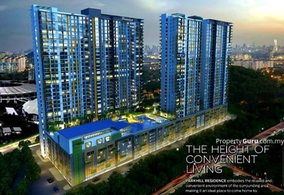 - Parkhill Residence Bukit Jalil
