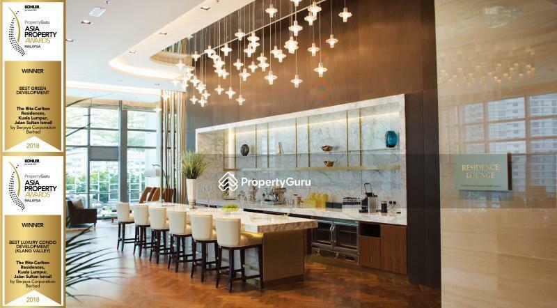 The Ritz-Carlton Residences, Kuala Lumpur #0