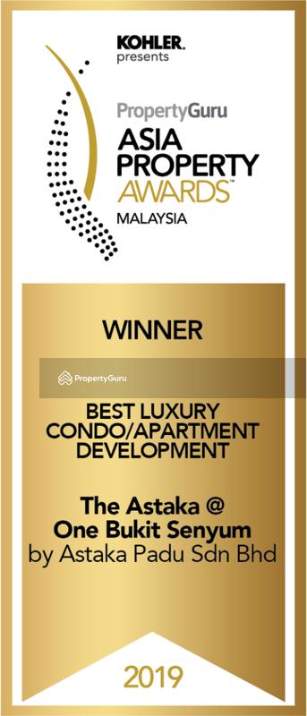 The Astaka @ 1 Bukit Senyum #0