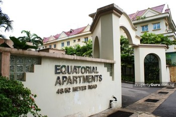 Equatorial Apartments