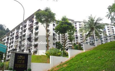 - Desa View Towers Apartment