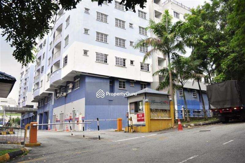 Kemensah Villa Condominium #0