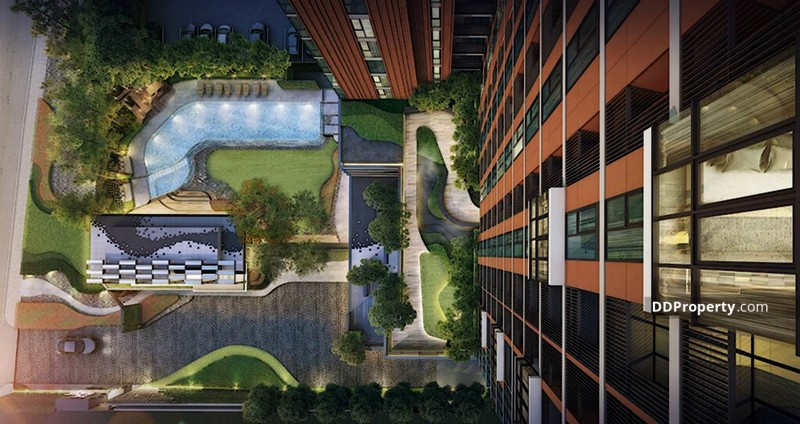 The Base Garden Rama 9 #0