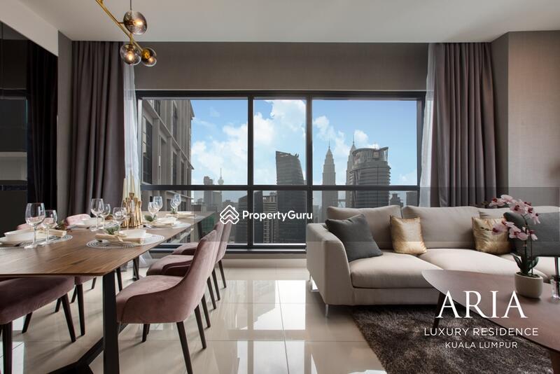 ARIA Luxury Residence, KLCC #0