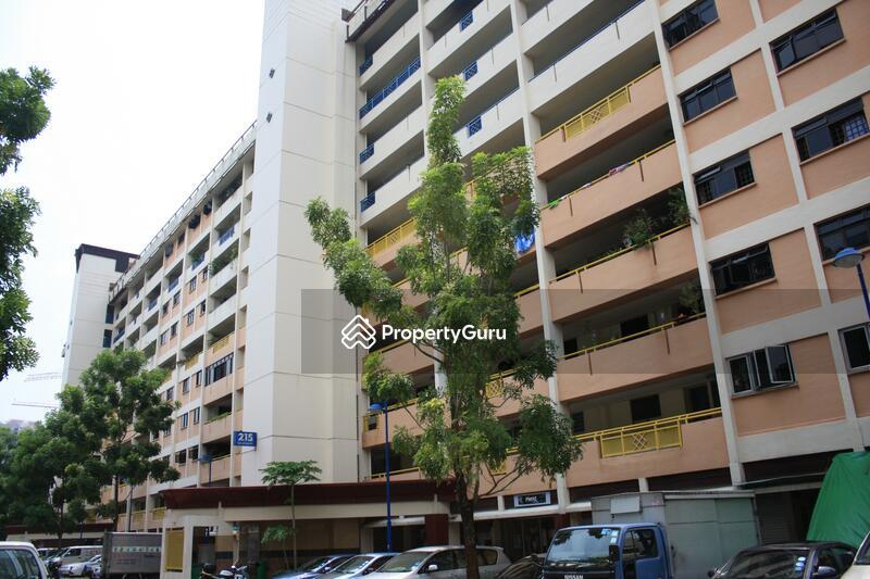 215 Ang Mo Kio Avenue 1 #0