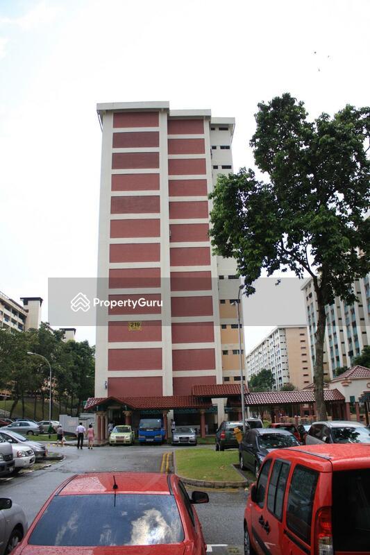 219 Ang Mo Kio Avenue 1 #0