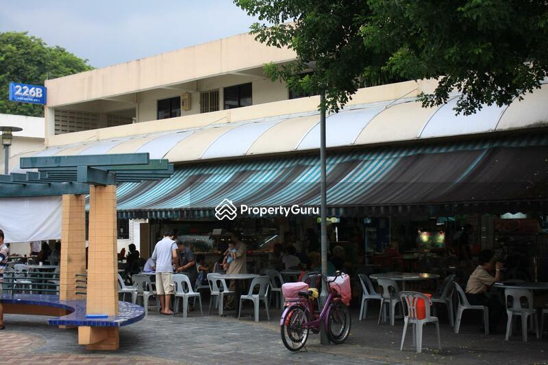 226B Ang Mo Kio Avenue 1 #0