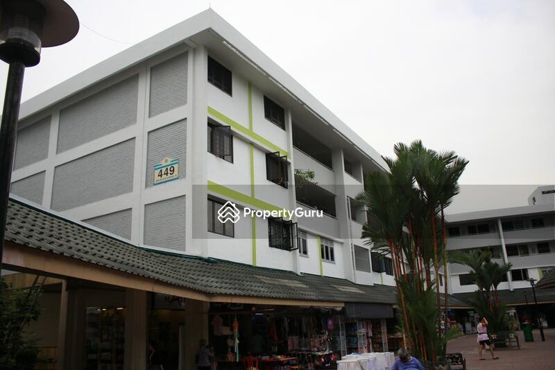 449 Ang Mo Kio Avenue 10 #0