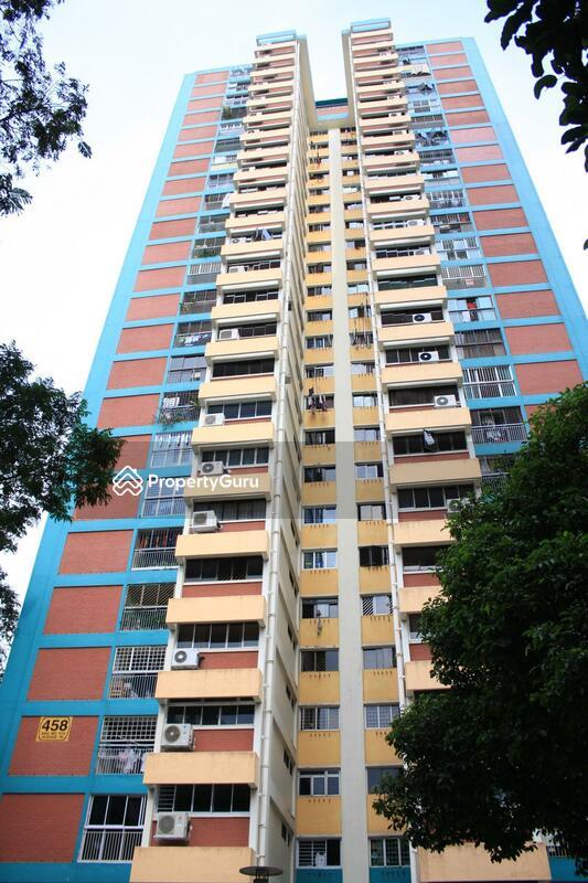 458 Ang Mo Kio Avenue 10 #0