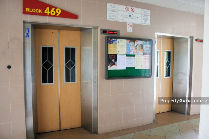 469 Ang Mo Kio Avenue 10 #0