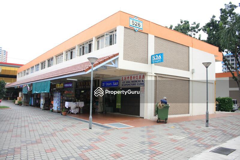 526 Ang Mo Kio Avenue 10 #0