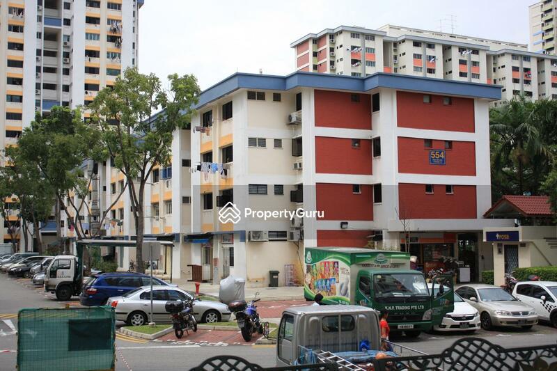554 Ang Mo Kio Avenue 10 #0