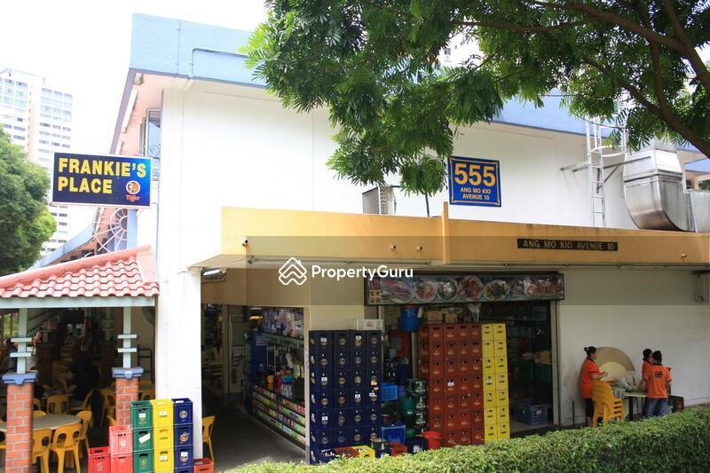 555 Ang Mo Kio Avenue 10 #0