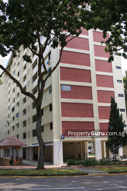 126 Ang Mo Kio Avenue 3 #0
