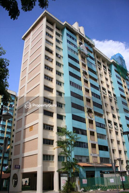 312 Ang Mo Kio Avenue 3 #0