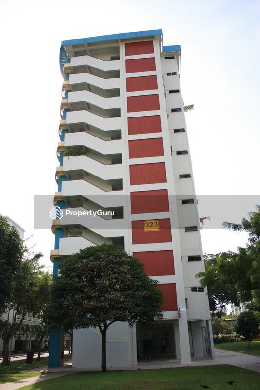 323 Ang Mo Kio Avenue 3 #0