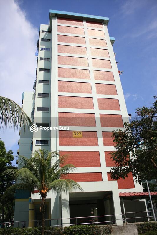 327 Ang Mo Kio Avenue 3 #0