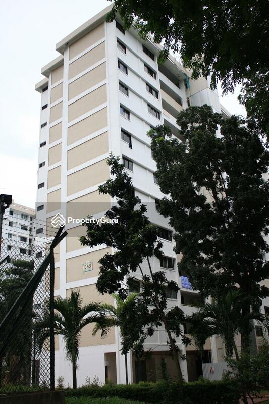 565 Ang Mo Kio Avenue 3 #0