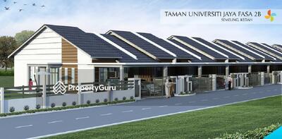 - Taman Universiti Jaya 2B