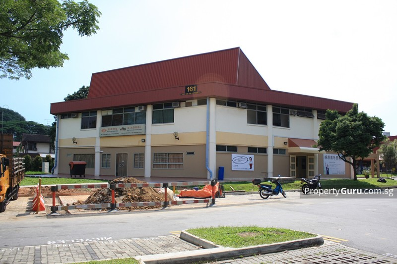 161 Ang Mo Kio Avenue 4 #0