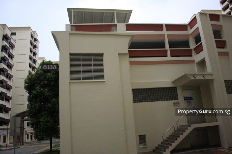 613 Ang Mo Kio Avenue 4 #0